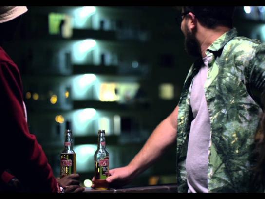 Desperados Film Ad -  Turn down the silence
