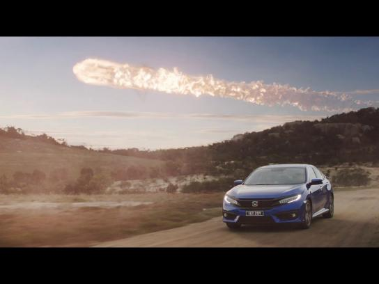 Honda Film Ad - Chase it