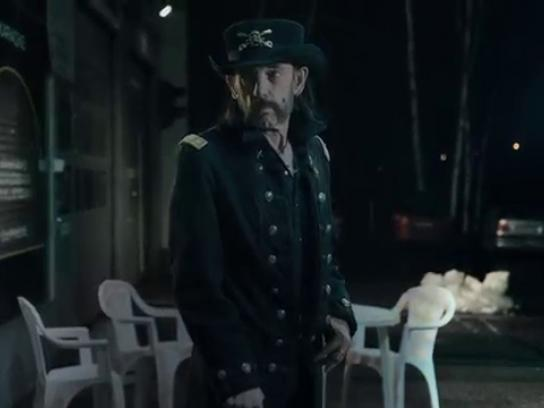 Valio Film Ad -  A tribute to the one and only Lemmy Kilmister
