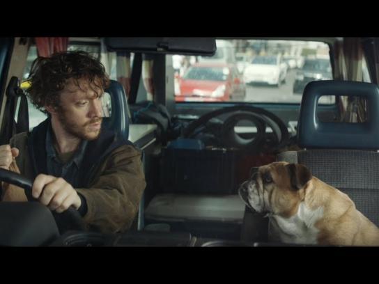Bulldog Skincare Film Ad - Bank Robbery