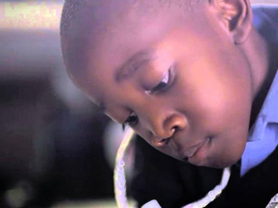 South African National Blood Service Film Ad -  Owethu's story
