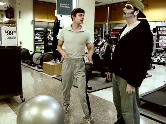 Sears Film Ad -  Fitness for Zombies Presented by Sears