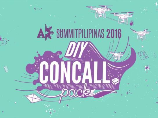 Ad Summit Pilipinas Digital Ad - DIY Concall Pack
