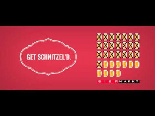 Bier Markt Digital Ad -  32 days of Oktober