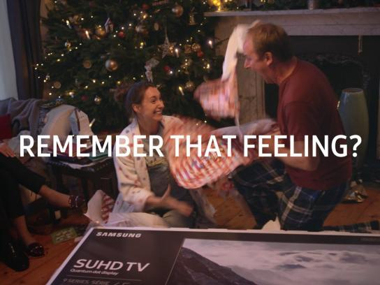 Samsung Digital Ad - Best! Present! Ever! 1