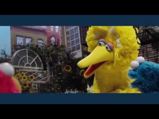 IBM Film Ad - Watson on Sesame Street