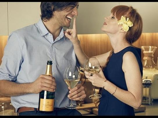 Veuve Clicquot Digital Ad -  On entertaining