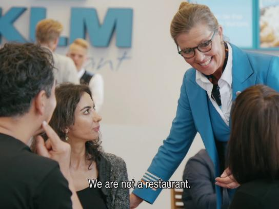 KLM Film Ad - We Are An Airline
