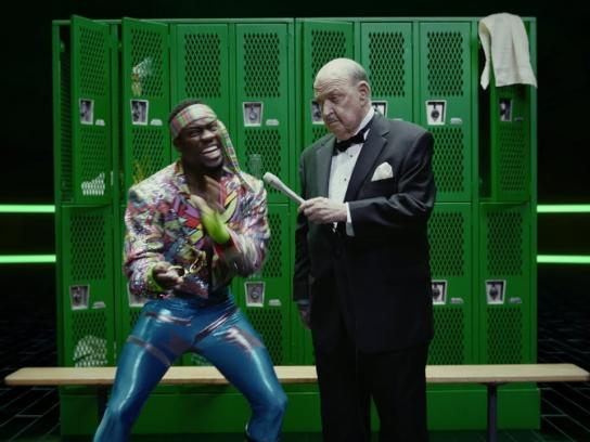 Mountain Dew Film Ad - Wrestler