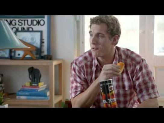 Pringles Film Ad -  Xtra Freak