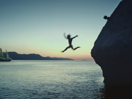 Beck's Film Ad - You make it legendary