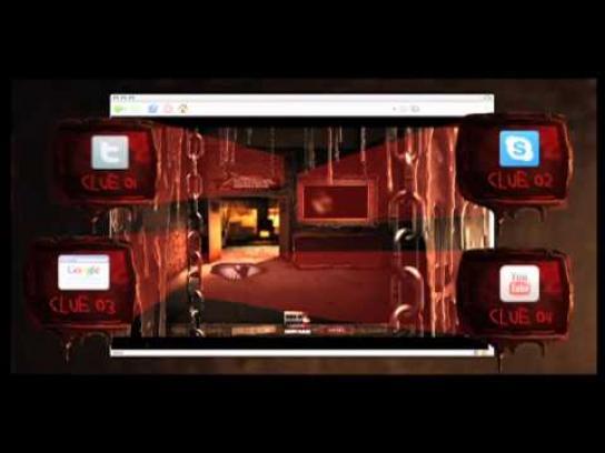 Hopi Hari Theme Park Digital Ad -  The Horror Time