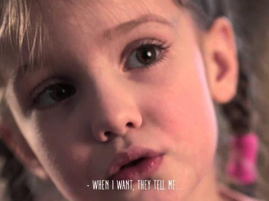 Aistenok Film Ad -  What is love?
