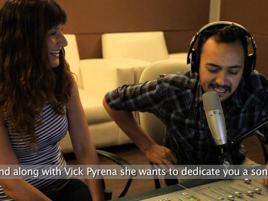 Vick Audio Ad -  Snoring Playback