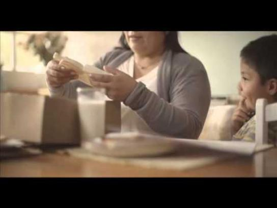 Nestle Digital Ad -  Mother's Day