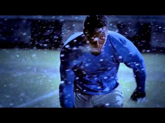 Under Armour Film Ad -  Congratulations, It's Cold