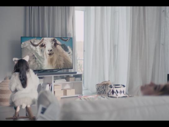 LG Digital Ad -  The science behind - Goat videos