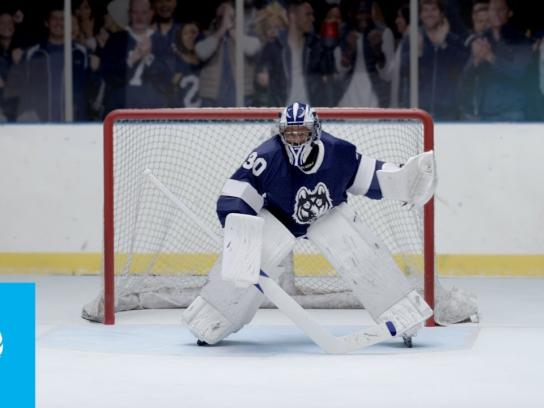 AT&T Film Ad - Unlimited Hockey