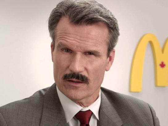McDonald's Digital Ad -  The Secret Secret Menu Challenge