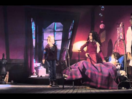 La Ligue contre le Cancer Film Ad -  La Magie du Don