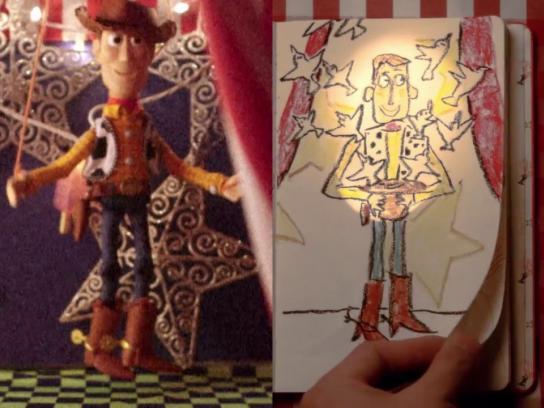 Pixar Digital Ad - Life-long play