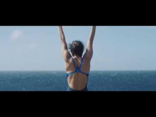 Adidas Film Ad - Cliff Diver - Anna Bader