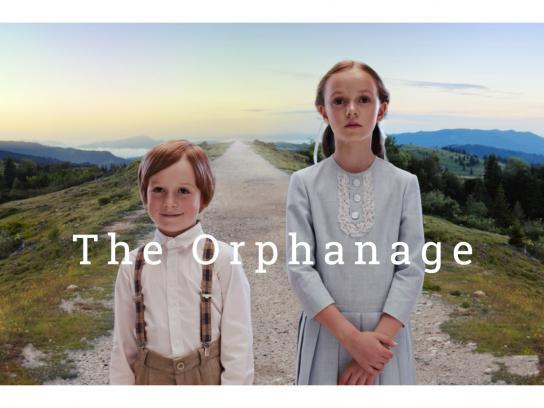 Fragile Childhood Film Ad -  The orphanage