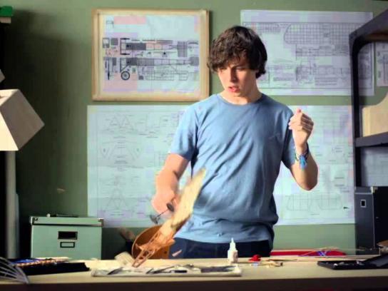 McDonald's Film Ad -  Model maker