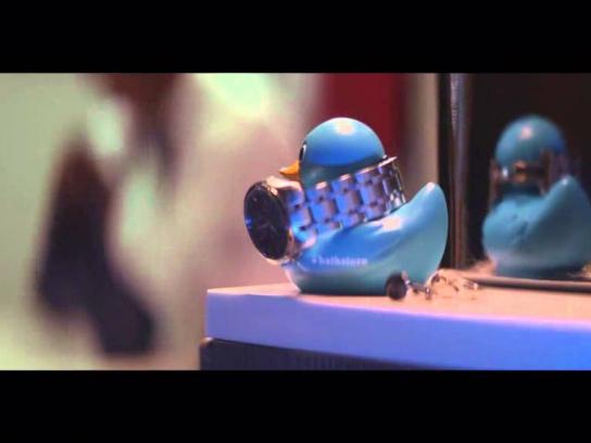 Bathstore Film Ad -  Duck