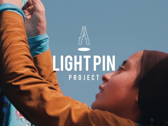 The Light Pin Project