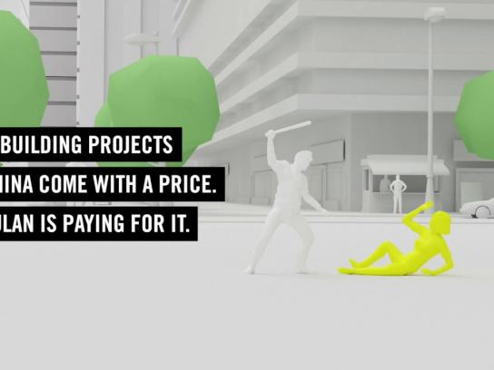 Amnesty International Film Ad - China's Real Estate Prices