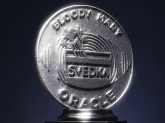 Svedka Film Ad - Bloody Mary oracle, 4
