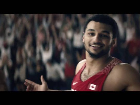 Canada Basketball Film Ad - Sorry