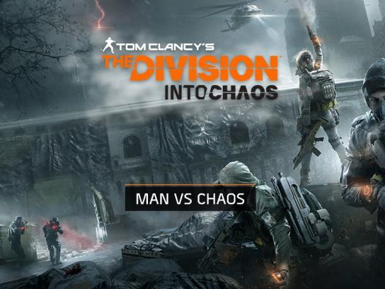Ubisoft Digital Ad -  Tom Clancy's The Division - Into Chaos Ep2 - Man vs Chaos