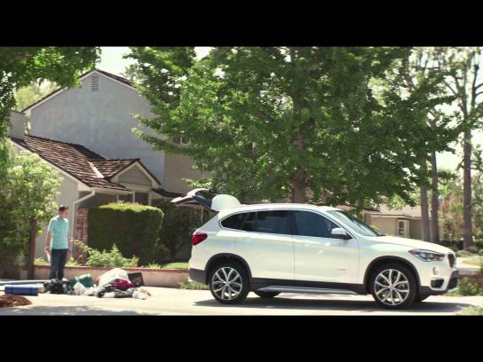 BMW Film Ad -  Special delivery