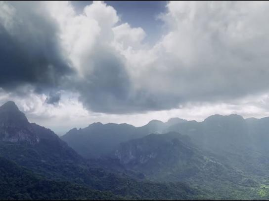 FIJI Water Film Ad - Heaven