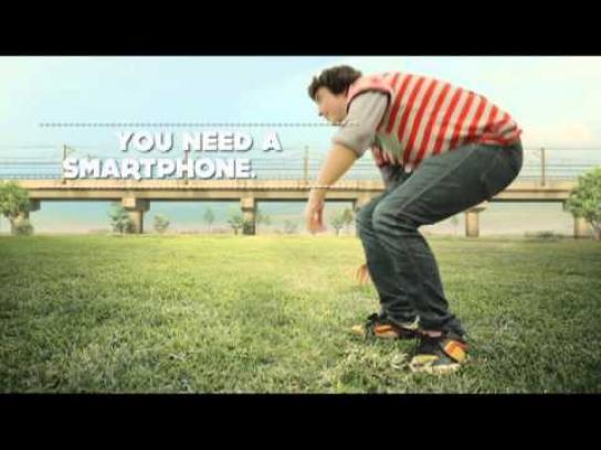 Claro Film Ad -  Video