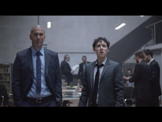 Orange Film Ad - Zidane