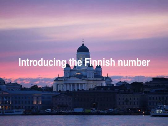 SEK Digital Ad - The Finnish Number