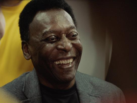 "MasterCard Film Ad - ""22 Languages"" featuring Pele #StartSomethingPriceless"
