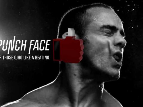 TNT Energy Drink Digital Ad -  Punchface
