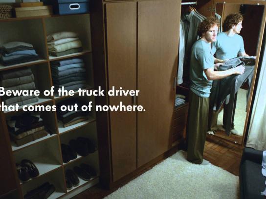 Volkswagen Film Ad -  Closet