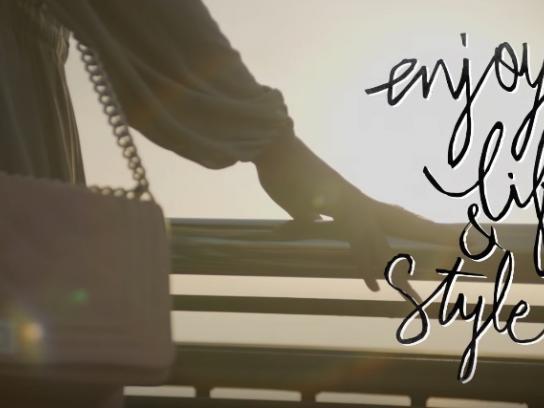 Humanic Digital Ad - Enjoy life and style