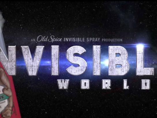 Old Spice Film Ad - Invisible World