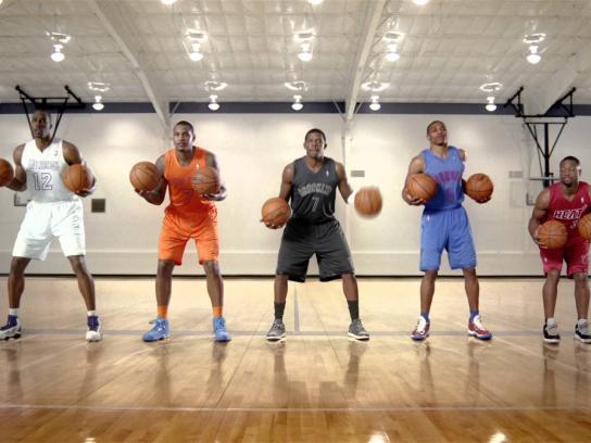 NBA Film Ad -  BIG Color