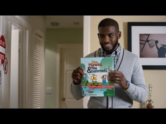 State Farm Film Ad -  Hawks and Hornets