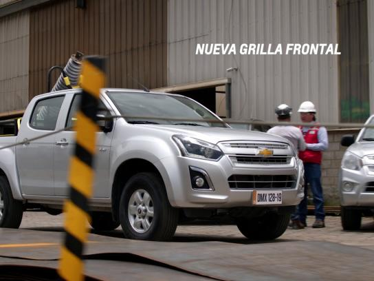 Chevrolet Film Ad - Chevrolet D-MAX