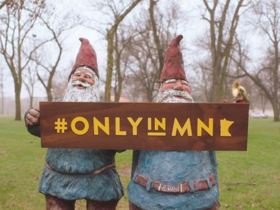 Minnesota State Lottery Film Ad - Gnome Town
