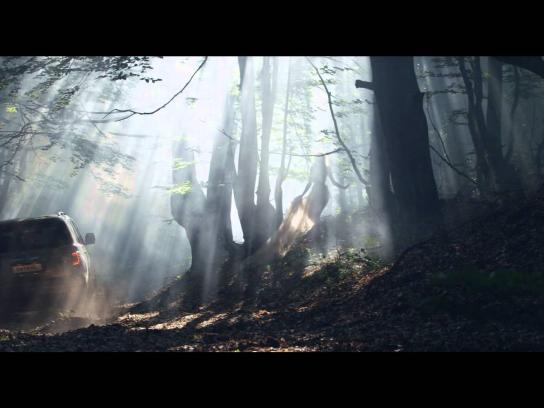 Nissan Film Ad -  Welcome to off-road exclusivity