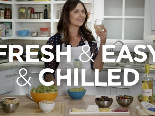 Fresh & Easy Digital Ad -  Hacks of Life - Chilled